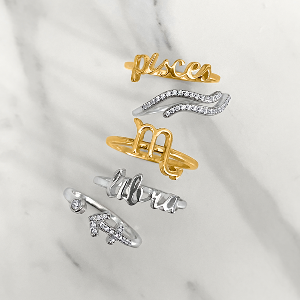 IT'S A SIGN! Skip your horoscope & go straight for these January Zodiac & Birthstone jewelry!