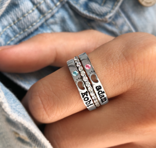 Top 5 Mother's Day Rings