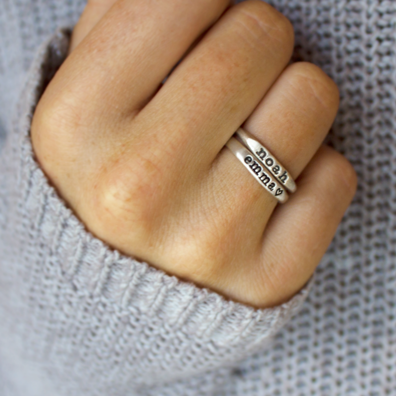 Personalized Rings The Most Precious Way To Express Your Love