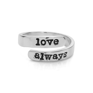 Personalized Overlapping Ring