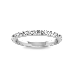 Pavé Classic Stackable Band
