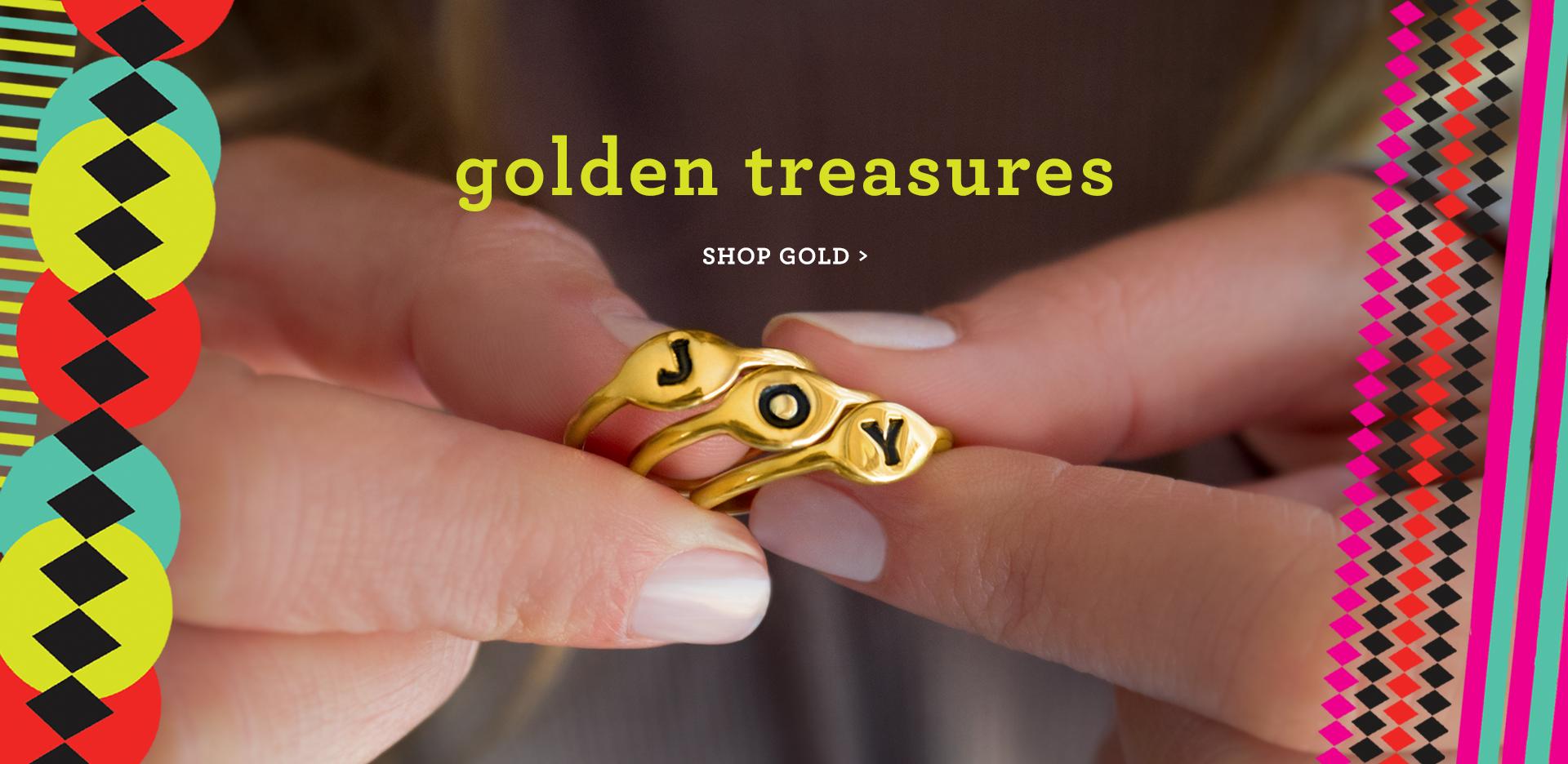 Shop gold 2018