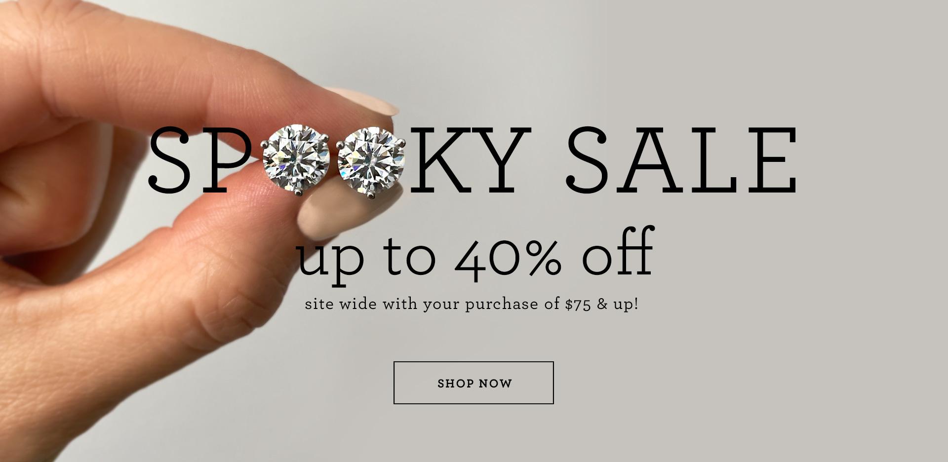 Halloween Sale 30 - 40%Off